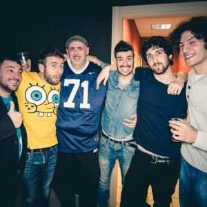 Circolo H2NO : Friends - Lorenzo Baglioni Band